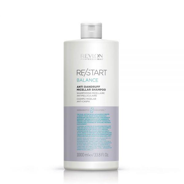 Revlon Re/Start Balance Anti Dandruff Micellar Shampoo 1000ml