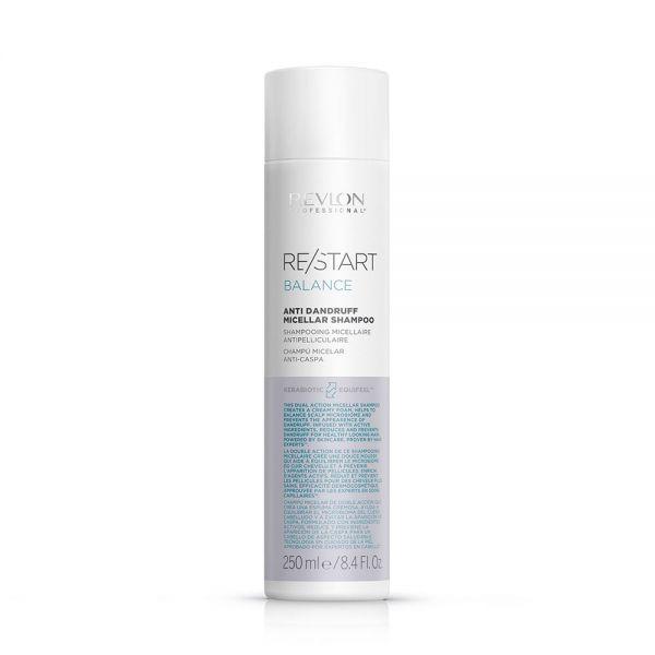 Revlon Re/Start Balance Anti Dandruff Micellar Shampoo 250ml