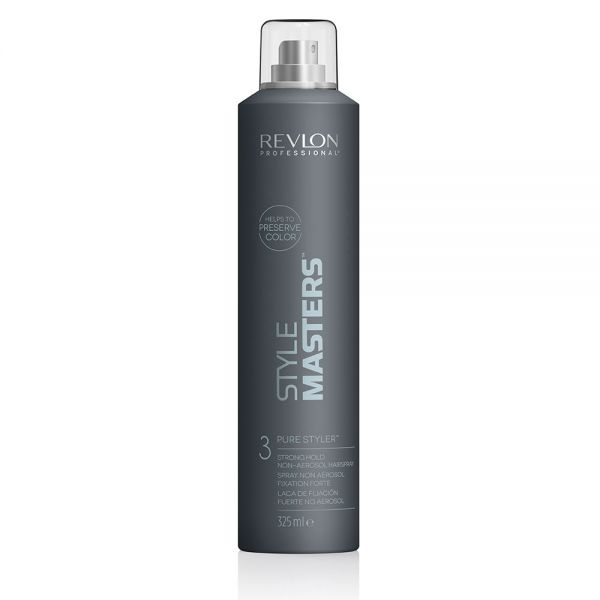 Revlon Style Masters Pure Styler Strong Hold Hairspray 325ml