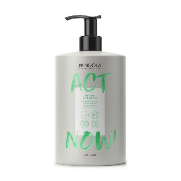 Indola ACT NOW! Repair Shampoo 1000 ml