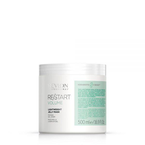 Revlon Re/Start Volume Lightweight Jelly Mask 500ml