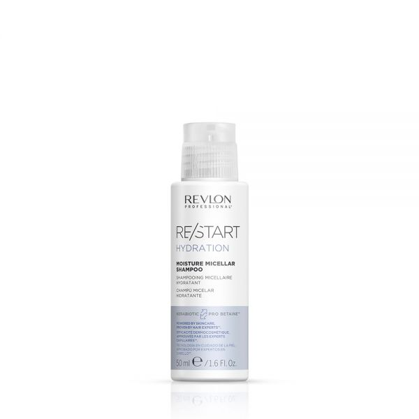 Revlon Re/Start Hydration Shampoo 50ml