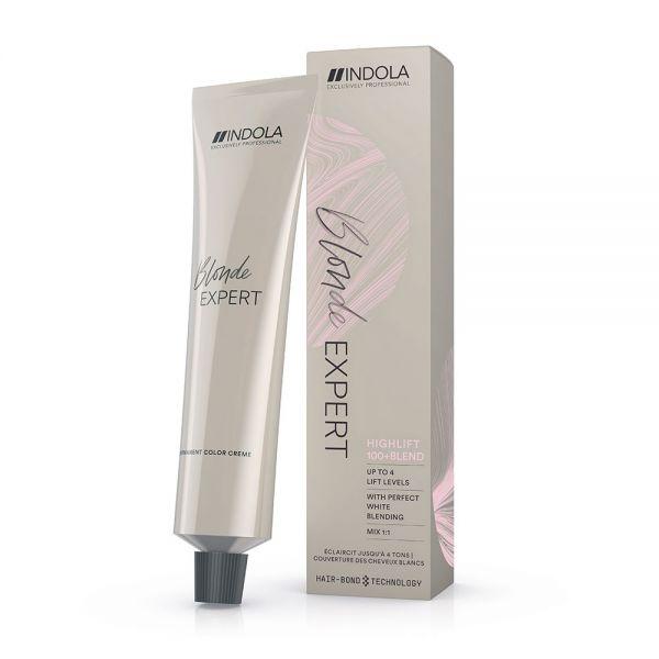 Indola Blonde Expert Highlift 100.27+ Perl Violett Plus 60 ml