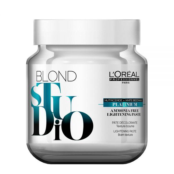 L'Oréal Professionnel BS PLATINIUM OHNE AMMON. 500GR