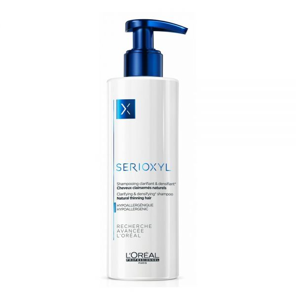 L'Oréal Professionnel Serioxyl Shampoo für Naturhaar 250 ml