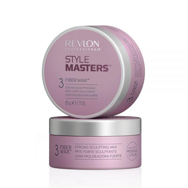 Revlon Style Masters Fiber Wax 85 g