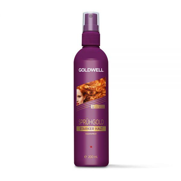 Goldwell Sprühgold Pumpspray Non Aerosol Starker Halt 200 ml