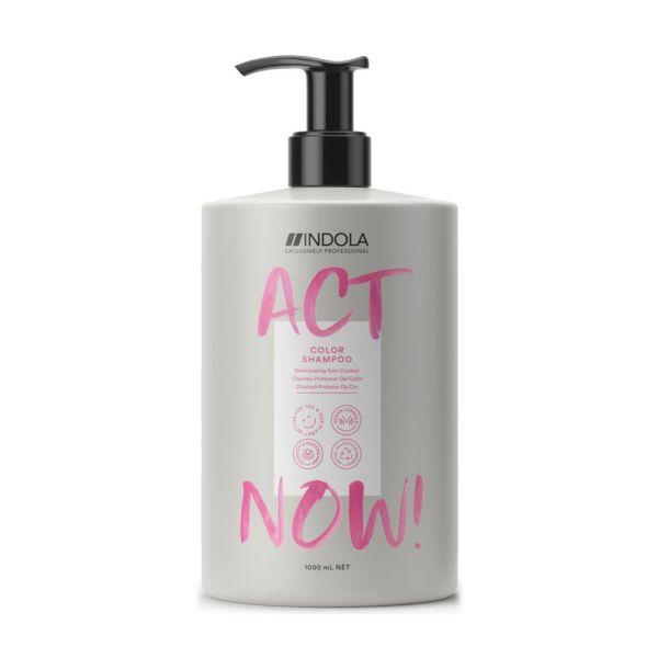 Indola ACT NOW! Color Shampoo 1000 ml