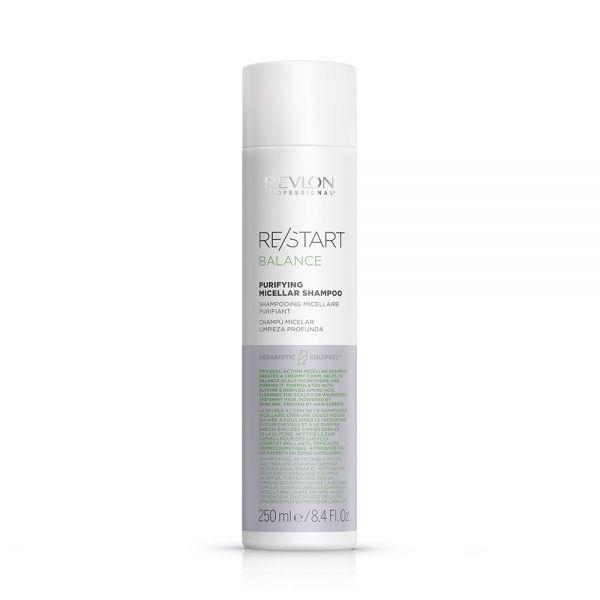 Revlon Re/Start Balance Purifying Micellar Shampoo 250ml